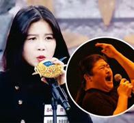 女版刘欢现场高歌