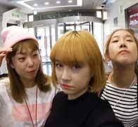 韩女团为变美直播整形