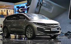 吉利MPV概念车正式发布
