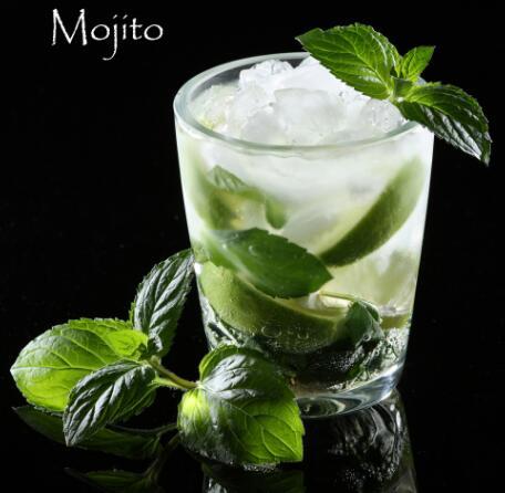 夏日鸡尾酒 Mojito Recipe