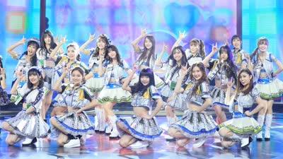 SNH48演唱《马尾与发圈》