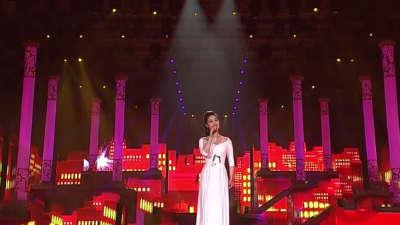 郭芳芳演唱《幸福年年》