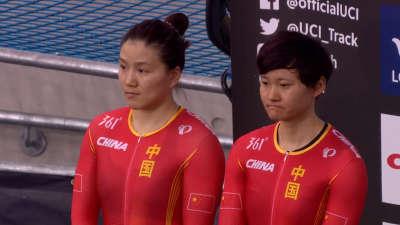重蹈四年前覆辙!中国姑娘伦敦再遭滑铁卢