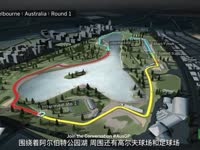 2016F1揭幕站澳大利亚:来自阿尔伯特公园赛道的挑战