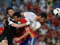 录播-西班牙vs格鲁吉亚(粤语)2016国际足球热身赛