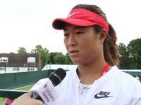 乐视网球独家专访韩馨蕴 粉丝追捧成个人动力