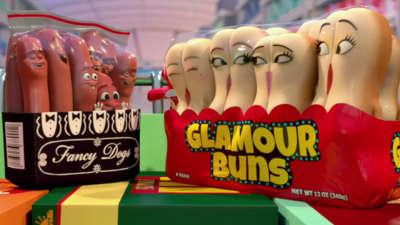 《香肠派对》最污的动画即将上映 付兰兰带领烂仔帮配音