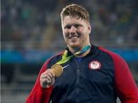 破奥运纪录!男子铅球决赛美国新星克罗塞轻松夺冠