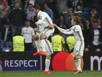 欧冠-C罗破门莫拉塔绝杀 皇马2-1逆转里斯本