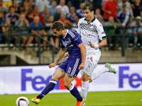 录播:安德莱赫特vs卡巴拉 16/17赛季欧联