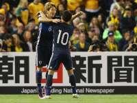 【澳大利亚1-1日本】原口元气破门又送点