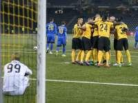 欧联-瓦罗上演帽子戏法 年轻人3-1逆转希腊人竞技