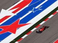 F1美国站前瞻 鸟瞰奥斯汀赛道