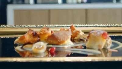 锋味厨房:锋味面包布丁