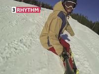 滑雪硬知识--三个实用技巧转弯再也不摔跤
