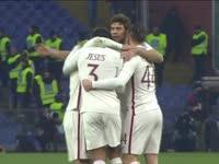 第19轮录播:热那亚vs罗马(刘腾)16/17赛季意甲