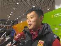 蔡慧康谈世界杯扩军 永不放弃只因代表中国