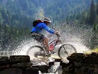 """山地骑行与大自然的动静结合 感受妙不可言的户外""""游乐场"""""""