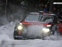 WRC瑞典站前瞻 米其林Shakedown短片欣赏