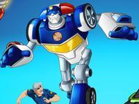 变形金刚 救援机器人 第四季 国语版