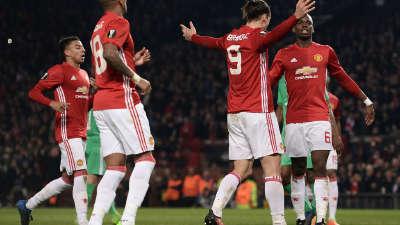 录播:曼联 VS 圣埃蒂安(粤语) 16/17赛季欧联杯
