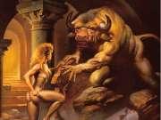 诸神之战04:弥诺陶洛斯