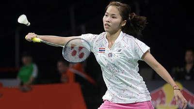 山口茜VS因达农 2016全英羽毛球公开赛女单半决赛