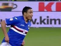 意甲-穆里尔收大礼致胜破门 桑普1-0热那亚赢德比
