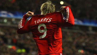 【回顾】托雷斯的英超故事 7年戎马137球英超杀手他排第4
