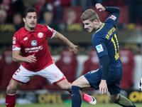 美因茨vs莱比锡RB
