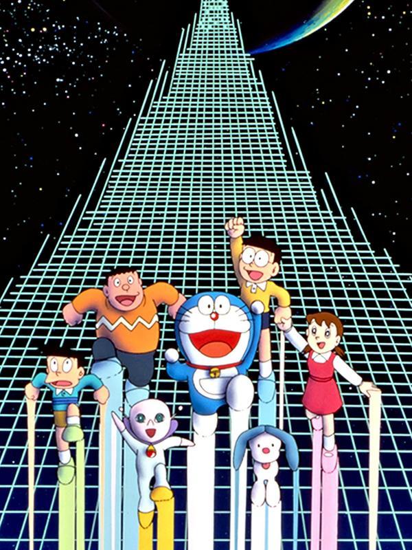 哆啦A梦1985剧场版大雄的宇宙小战争