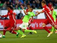 沃尔夫斯堡vs拜仁慕尼黑(下)