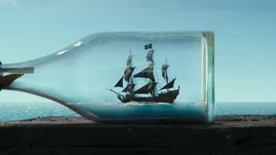 IMAX3D《加勒比海盗5》全长预告