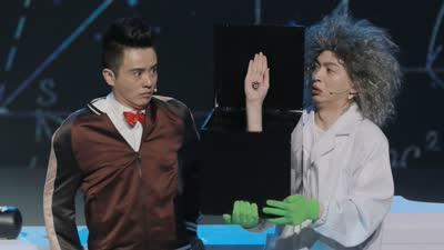春晚种子选手挑战蔡明 一言不发哑剧飙演技