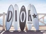 当优雅Dior 遇上加利福尼亚
