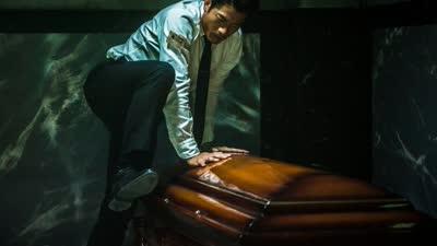 《破局》坑爹版预告喜剧惊艳 郭富城王千源嗨翻深圳首映