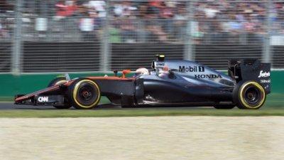 F1墨西哥站FP1(数据)