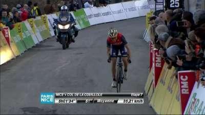 波特强力进攻赢赛段 丹马终点前抢减秒