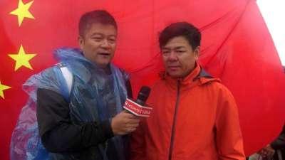 中国赛船扬威悉尼霍巴特帆船赛 友宝号冲线名列全场第三
