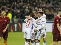 【首回合】萨拉赫破门神锋世界波 罗马2-4遭里昂逆转