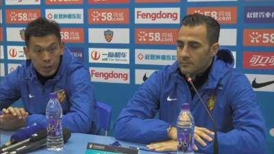 卡纳瓦罗力挺恩师 直言里皮能够改变中国足球