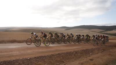 Cape Epic第3赛段 舒尔特率先冲线仍无缘冠军