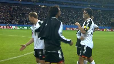 经典-12年前进球大战! 德国曾4-3险胜袋鼠军团