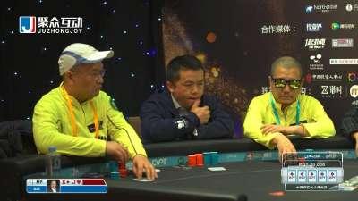德州扑克-杜悦手持KJ 面对3bet如何选择?