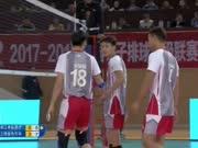 男排联赛 浙江体彩 vs 上海金色年华全场录播