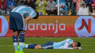 【比赛报告】中甲前锋破门 阿根廷0-2不敌玻利维亚