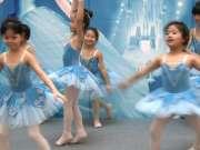 亲子周末艺术小剧场-优美芭蕾舞表演