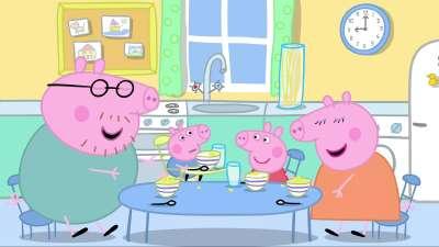 粉红猪小妹 第一季11