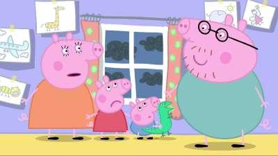 粉红猪小妹 第一季32