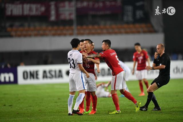恒大上港双雄抢分冠绝亚洲 亚足联积分中国力压日本列东亚第2